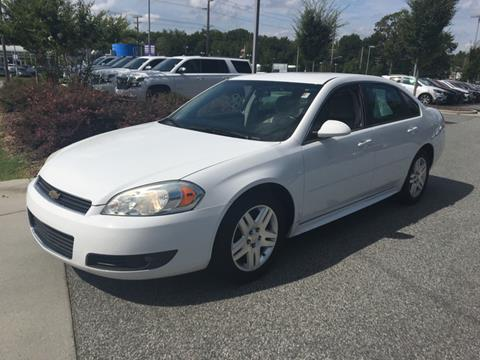 2011 Chevrolet Impala for sale in High Point, NC