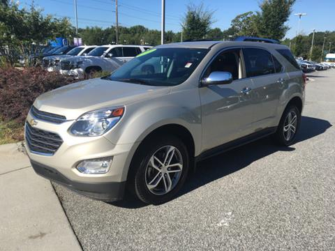 2016 Chevrolet Equinox for sale in High Point, NC