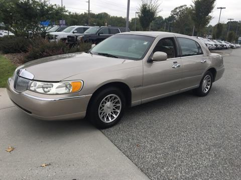 2000 Lincoln Town Car for sale in High Point, NC