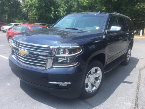 2017 Chevrolet Tahoe for sale in High Point, NC