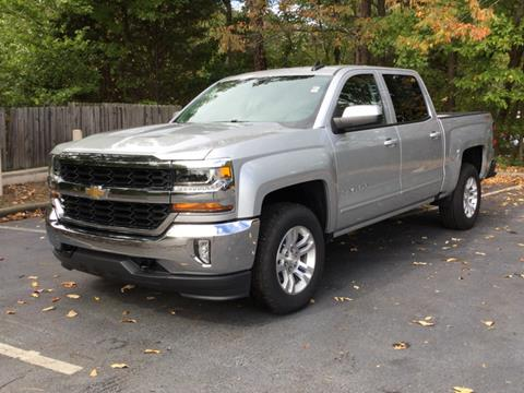 2017 Chevrolet Silverado 1500 for sale in High Point, NC