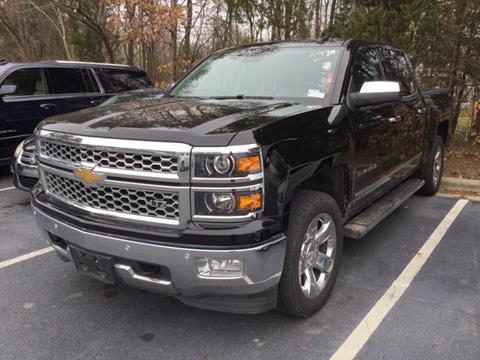 Vann York Gmc >> 2015 Chevrolet Silverado 1500 For Sale in North Carolina - Carsforsale.com