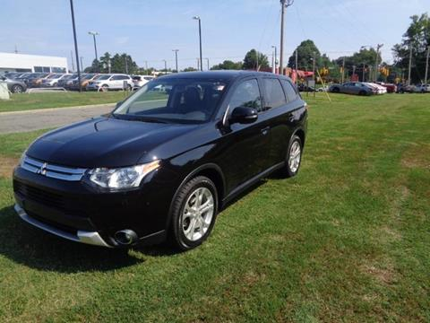 2015 Mitsubishi Outlander for sale in High Point, NC