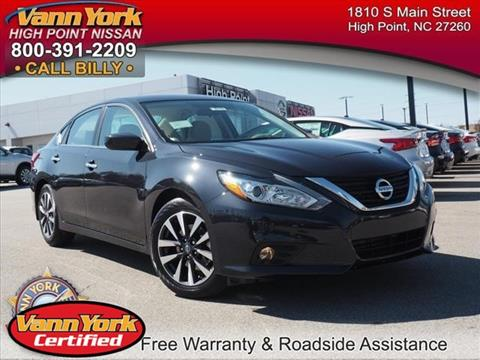 2017 Nissan Altima for sale in High Point NC