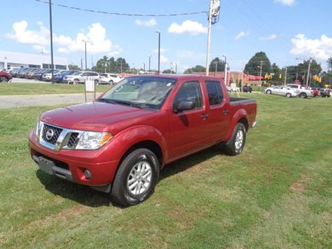 2016 Nissan Frontier for sale in High Point NC