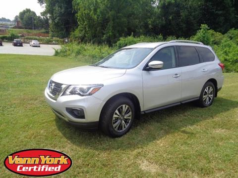 2017 Nissan Pathfinder for sale in High Point, NC