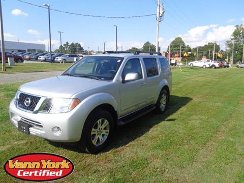2010 Nissan Pathfinder for sale in High Point, NC