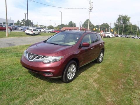 2012 Nissan Murano for sale in High Point, NC
