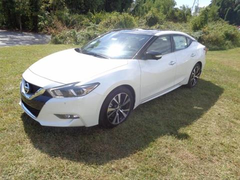 2017 Nissan Maxima for sale in High Point NC