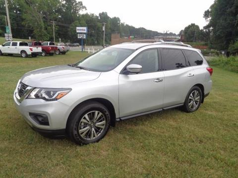 2017 Nissan Pathfinder for sale in High Point NC