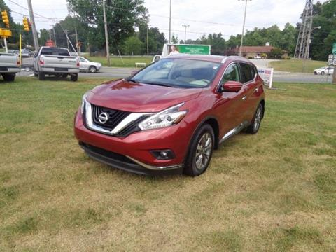 2015 Nissan Murano for sale in High Point, NC