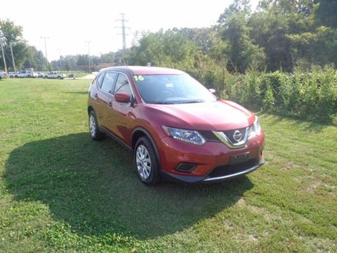 2016 Nissan Rogue for sale in High Point NC
