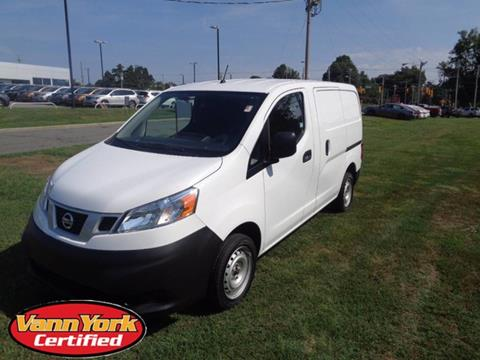 2016 Nissan NV200 for sale in High Point NC