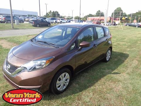 2017 Nissan Versa Note for sale in High Point NC