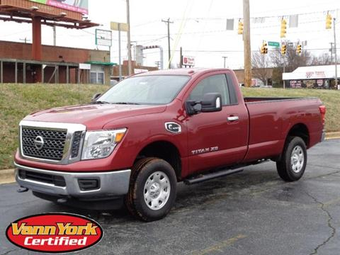 2017 Nissan Titan XD for sale in High Point NC