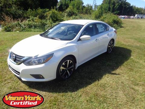 2018 Nissan Altima for sale in High Point NC