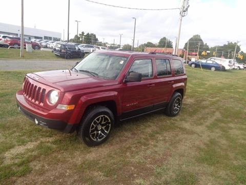 2014 Jeep Patriot for sale in High Point, NC