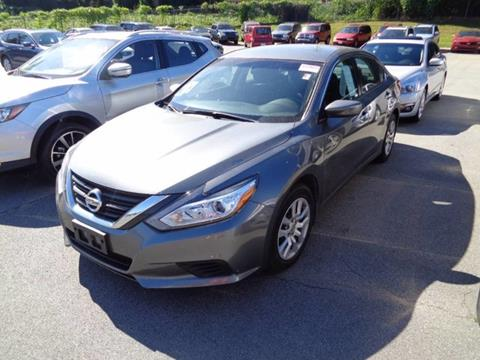 2016 Nissan Altima for sale in High Point NC