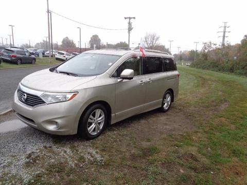 2013 Nissan Quest for sale in High Point NC