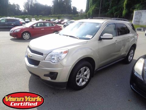 2015 Chevrolet Equinox for sale in High Point NC