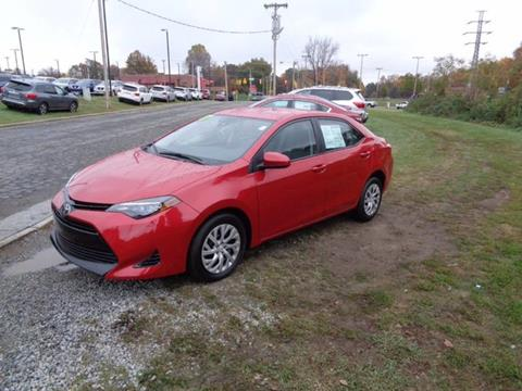 2017 Toyota Corolla for sale in High Point NC