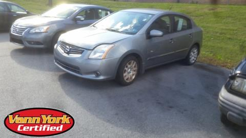 2010 Nissan Sentra for sale in High Point NC