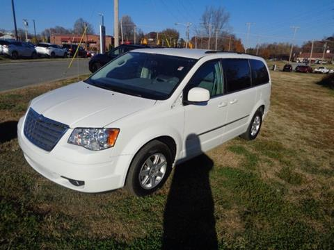 Vann York Nissan >> Chrysler Town and Country For Sale in High Point, NC - Carsforsale.com