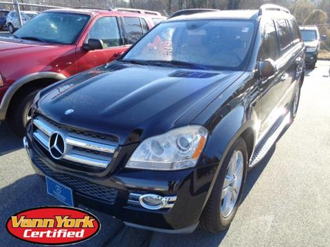 2008 mercedes benz gl class for sale in north carolina. Black Bedroom Furniture Sets. Home Design Ideas
