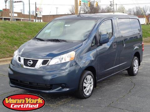 aab53d6c8195c6 New Nissan NV200 For Sale in North Carolina - Carsforsale.com®