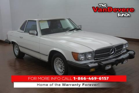 1983 Mercedes-Benz 380-Class for sale in Akron, OH