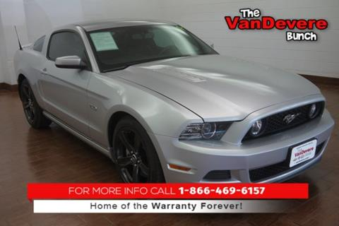 2013 Ford Mustang for sale in Akron, OH