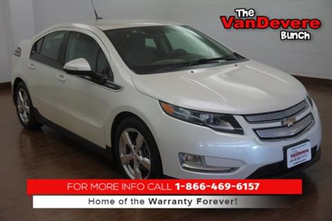 2013 Chevrolet Volt for sale in Akron, OH