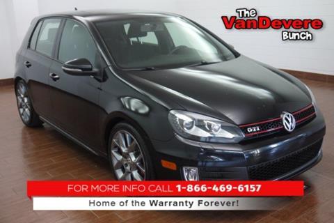 2013 Volkswagen GTI for sale in Akron, OH