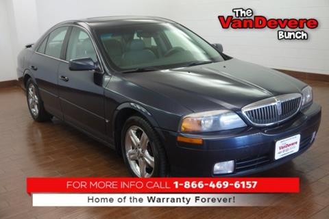2001 Lincoln LS for sale in Akron, OH