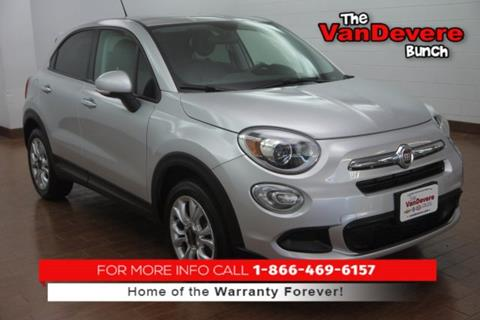 2016 FIAT 500X for sale in Akron, OH
