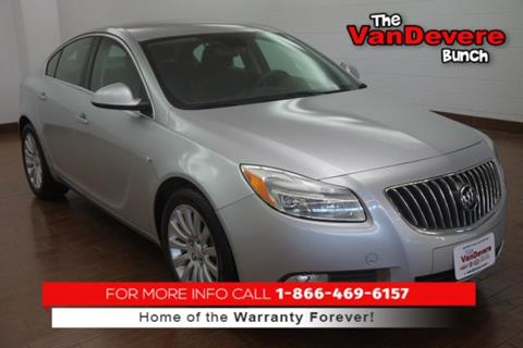 2011 Buick Regal for sale in Akron, OH
