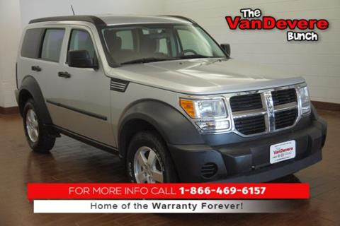 2008 Dodge Nitro for sale in Akron, OH