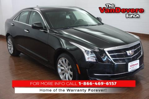 2017 Cadillac ATS for sale in Akron, OH