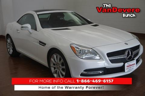 2016 Mercedes-Benz SLK for sale in Akron, OH