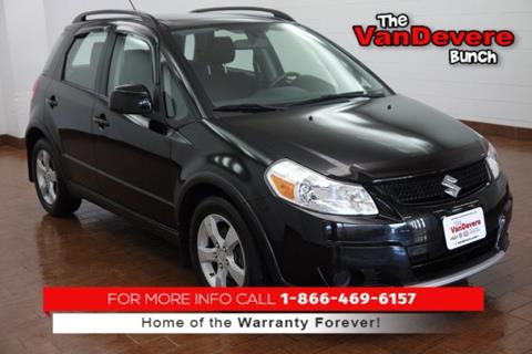 2011 Suzuki SX4 Crossover for sale in Akron, OH
