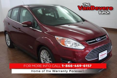 2014 Ford C-MAX Energi for sale in Akron, OH