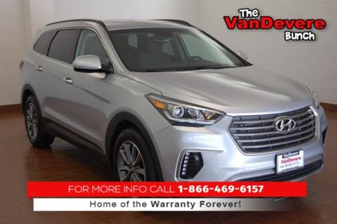 2017 Hyundai Santa Fe for sale in Akron, OH