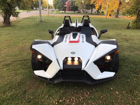 2016 Polaris Slingshot for sale in Rugby, ND