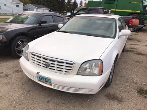 2004 Cadillac DeVille for sale in Rugby ND