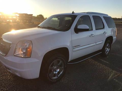 2007 GMC Yukon for sale in Rugby ND