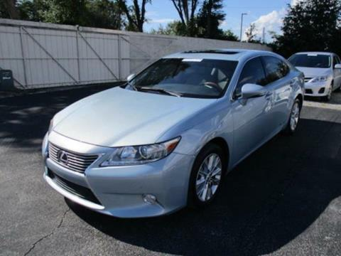 2013 Lexus ES 300h for sale in Largo, FL