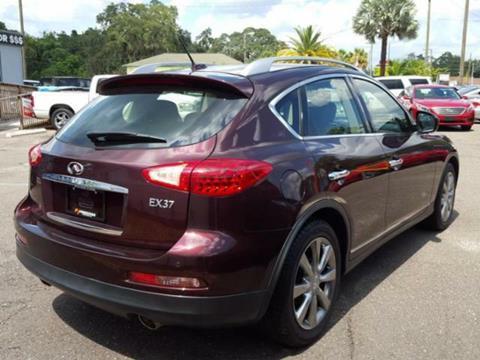 2013 Infiniti EX37 for sale in Largo, FL