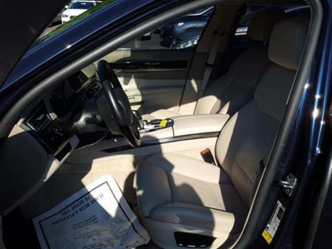 2012 BMW 7 Series for sale in Largo, FL