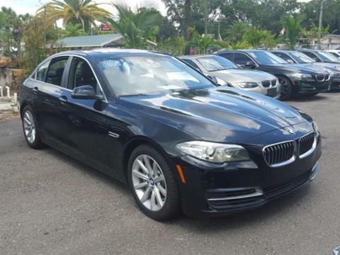 2014 BMW 5 Series for sale in Largo, FL