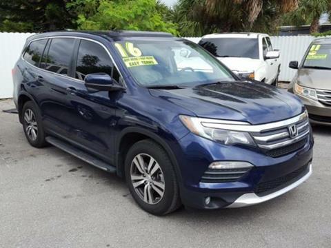 2016 Honda Pilot for sale in Largo, FL